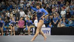 Nữ VĐV thể dục nhịp điệu gây chấn động nước Mỹ với tiết mục dự thi đạt điểm tuyệt đối