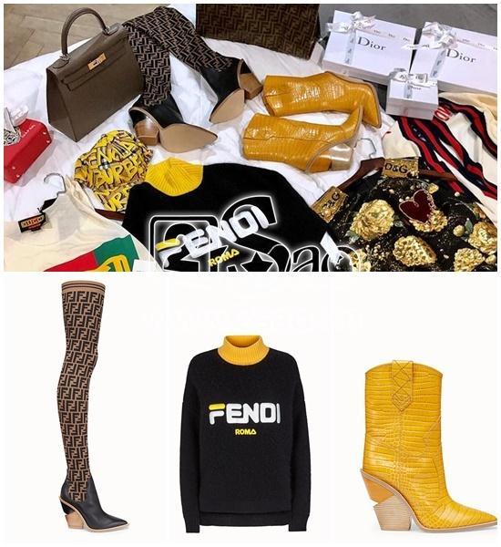 SAO CHƠI HÀNG HIỆU THÁNG 9: Kỳ Duyên rút ví 500 triệu chỉ để 1 lần chinh chiến Paris Fashion Week-4