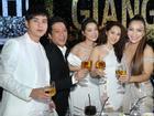 Lý do Bảo Anh và Hồ Quang Hiếu đi chung tới lễ cưới Trường Giang