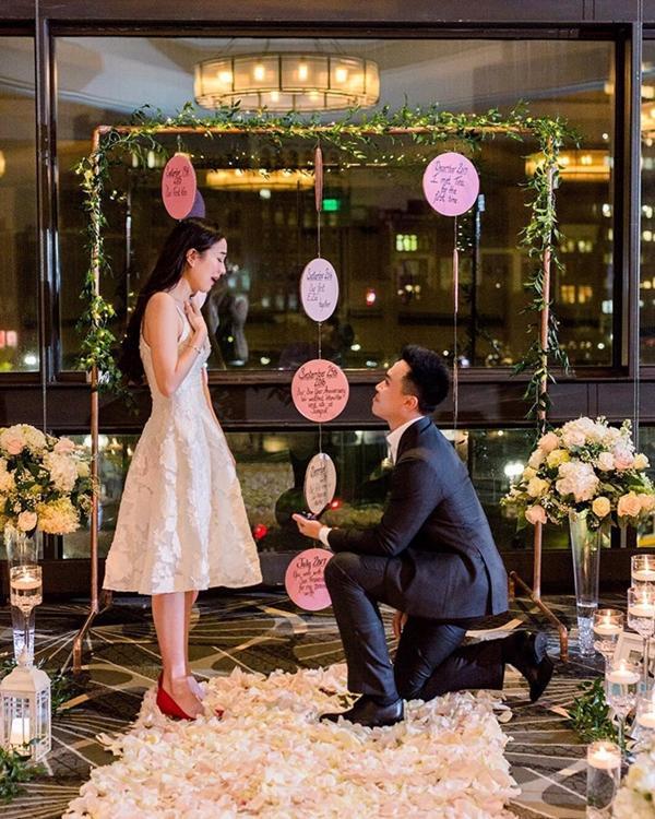 Hot girl Mie Nguyễn bất ngờ được bạn trai cầu hôn sau 3 năm yêu-1