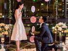 Hot girl Mie Nguyễn bất ngờ được bạn trai cầu hôn sau 3 năm yêu