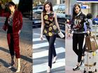 Kỳ Duyên sang chảnh với đồ hiệu tại Tuần lễ thời trang Paris