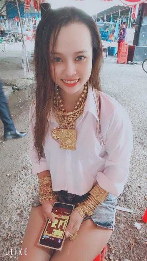 Cô dâu Kiên Giang được trao 129 cây vàng trong ngày cưới-2