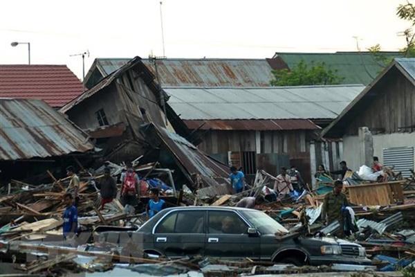 Đã có 420 người chết vì động đất, sóng thần ở Indonesia-1
