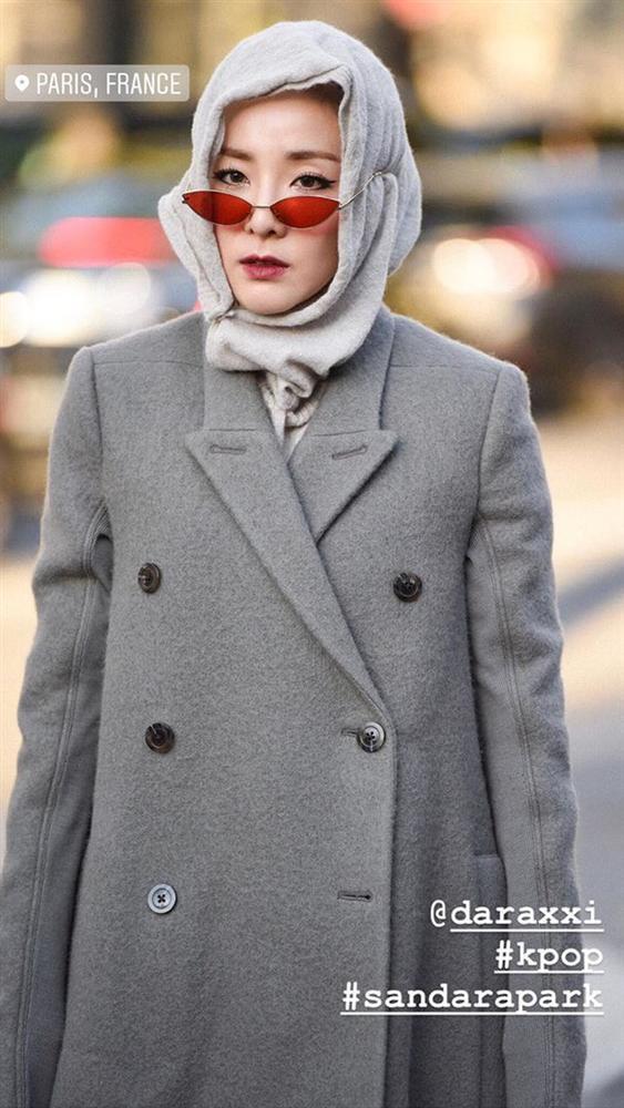 Hội ngộ ở Paris Fashion Week, Kỳ Duyên đánh sập mỹ nhân không tuổi Dara cả thần thái lẫn vóc dáng-7