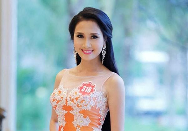 Người đẹp Hoa hậu Việt Nam 2014 xuất gia ở tuổi 24-2