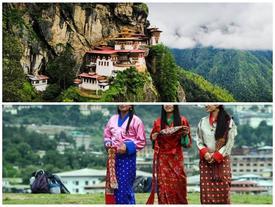 Tiếc ngẩn ngơ nếu bỏ qua cơ hội khám phá Bhutan - quốc gia hạnh phúc nhất thế giới