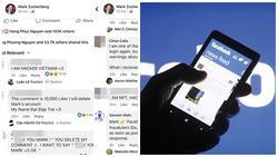 Facebook bị hack, người dùng giận dữ, nhiều dịch vụ ảnh hưởng