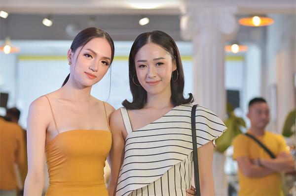 Hương Giang Idol khoe vòng 1 gợi cảm, liên tục giữ dây áo vì quá mảnh-11