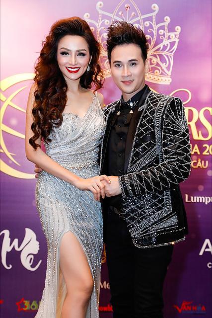 Cận cảnh gương mặt nhọn hoắt như phù thủy của Hoa hậu Diễm Hương sau nghi án phẫu thuật thẩm mỹ-3