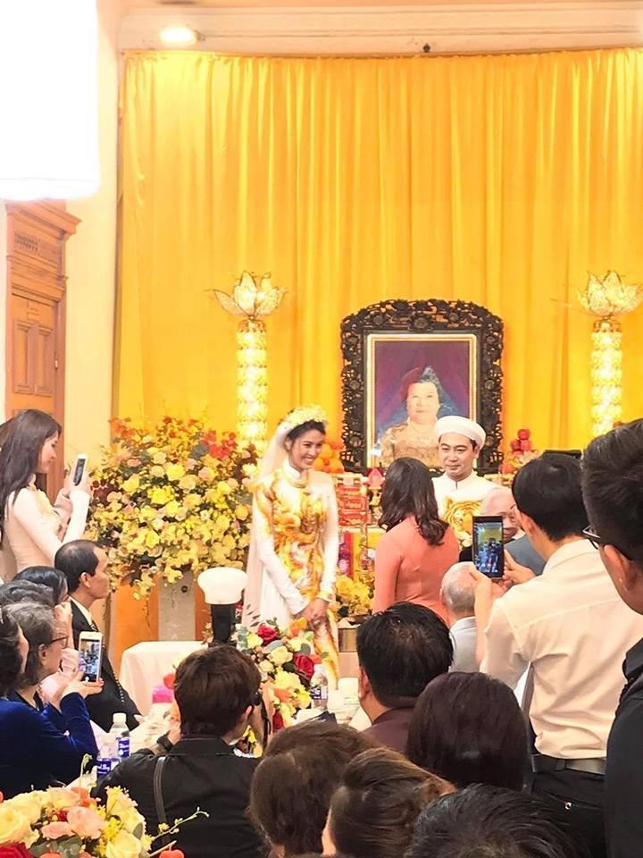 4 ngày trước đám cưới, doanh nhân Tuấn John khoe ảnh tình bể bình với Lan Khuê tại Paris-7