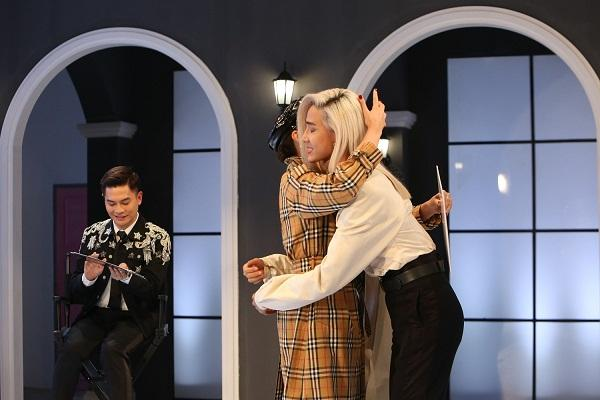 Võ Hoàng Yến chê Minh Hằng thậm tệ tập đầu The Face: Không được học bảo sao catwalk xấu thế-5