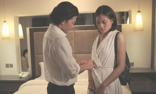 Vẻ sexy khó cưỡng của những mỹ nữ đóng cảnh nóng bạo nhất Việt Nam-8