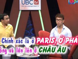 Chàng việt kiều Pháp sau 22 năm 'khăn gói' về Việt Nam tìm bạn gái '3 vòng đều đẹp'khiến khán giả cười ồ