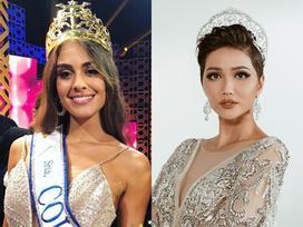 Nhan sắc 'chim sa cá lặn', Hoa hậu Colombia gây áp lực lớn cho H'Hen Niê và dàn thí sinh Miss Universe 2018