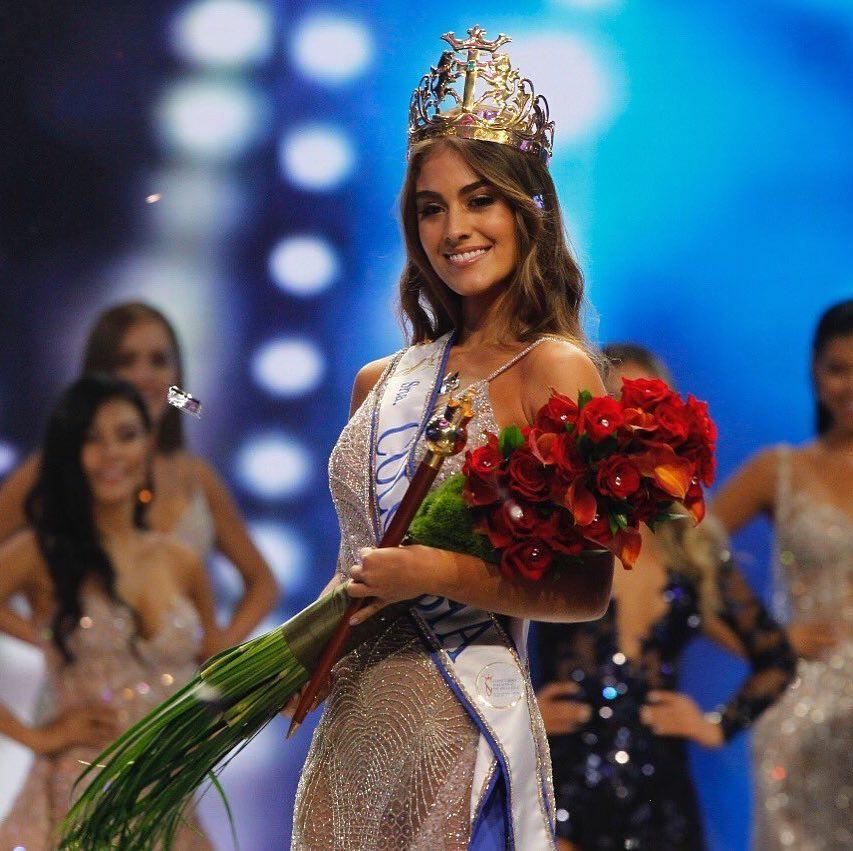 Nhan sắc chim sa cá lặn, Hoa hậu Colombia gây áp lực lớn cho HHen Niê và dàn thí sinh Miss Universe 2018-2