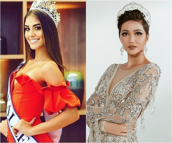 Nhan sắc chim sa cá lặn, Hoa hậu Colombia gây áp lực lớn cho HHen Niê và dàn thí sinh Miss Universe 2018-7