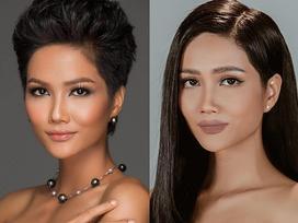 Quá yêu tóc tém, khán giả quốc tế đồng loạt 'bài trừ' H'Hen Niê mang tóc dài chinh chiến Miss Universe 2018