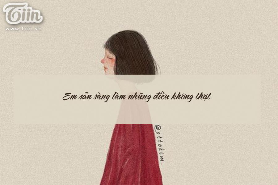 Lúc còn trẻ, đôi khi người ta chia tay không hẳn vì hết yêu, chỉ là trót yêu bản thân mình nhất-4
