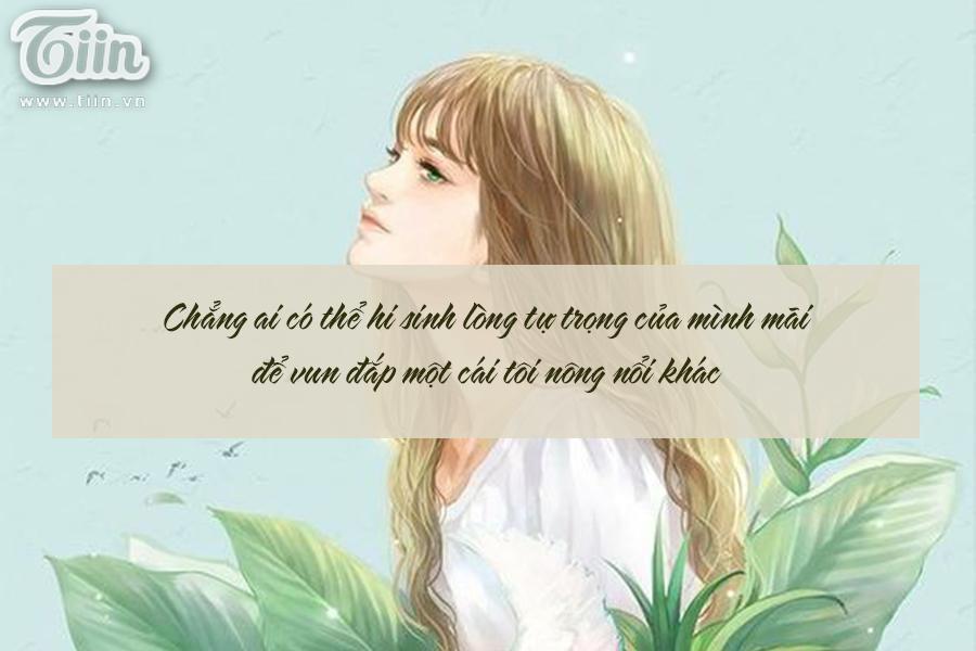 Lúc còn trẻ, đôi khi người ta chia tay không hẳn vì hết yêu, chỉ là trót yêu bản thân mình nhất-8