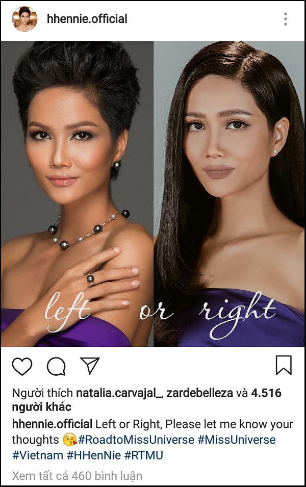 Quá yêu tóc tém, khán giả quốc tế đồng loạt bài trừ HHen Niê mang tóc dài chinh chiến Miss Universe 2018-1