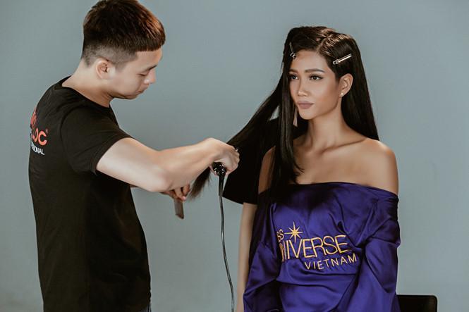 Quá yêu tóc tém, khán giả quốc tế đồng loạt bài trừ HHen Niê mang tóc dài chinh chiến Miss Universe 2018-6