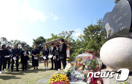 Kỷ niệm 10 năm ngày Choi Jin Sil tự tử: Hai con đã trưởng thành và bước qua nỗi đau mất mẹ-7
