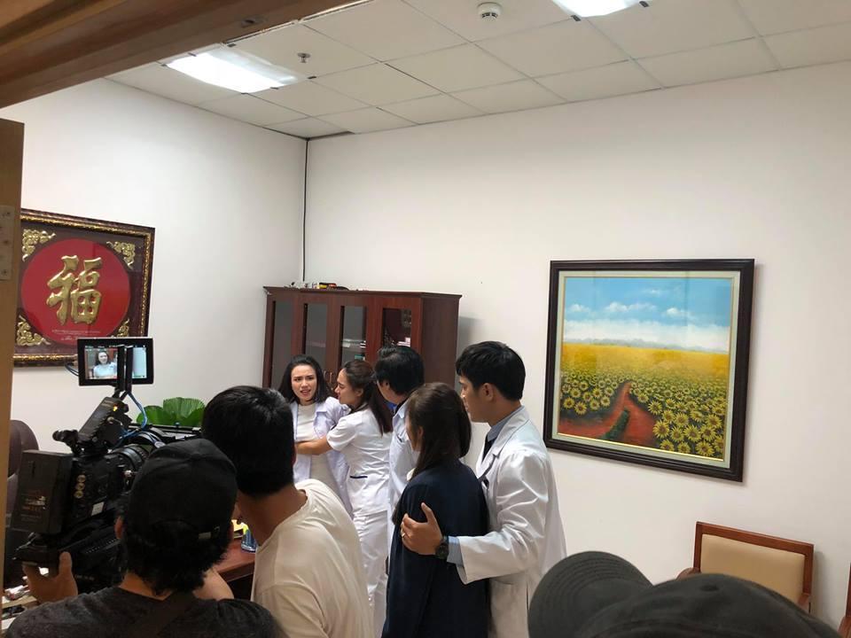 Linh Miu nói gì về cảnh giật tóc Khả Ngân trong Hậu duệ mặt trời bản Việt?-3