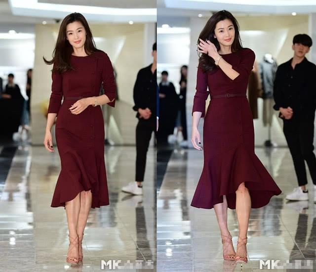 Sau 10 tháng nghỉ sinh con, mợ chảnh Jeon ji Hyun khoe vóc dáng hoàn hảo cùng nhan sắc đẹp không tì vết-1
