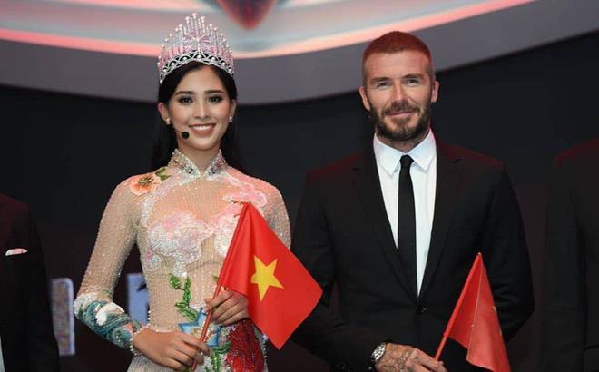 Mỹ nhân Việt nào sở hữu nhan sắc xứng đôi nhất khi chụp hình cùng cựu danh thủ David Beckham?-2