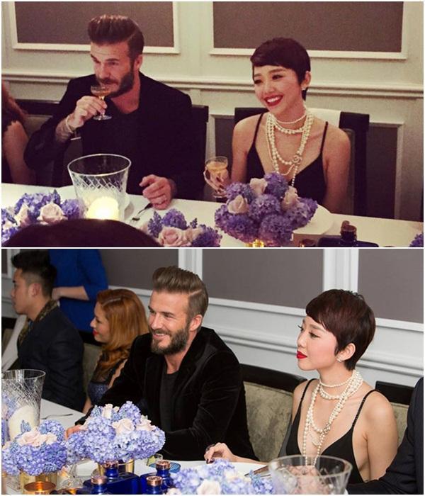Mỹ nhân Việt nào sở hữu nhan sắc xứng đôi nhất khi chụp hình cùng cựu danh thủ David Beckham?-6