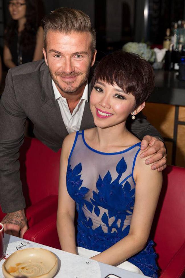 Mỹ nhân Việt nào sở hữu nhan sắc xứng đôi nhất khi chụp hình cùng cựu danh thủ David Beckham?-8