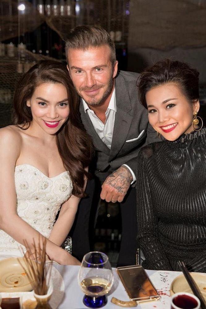 Mỹ nhân Việt nào sở hữu nhan sắc xứng đôi nhất khi chụp hình cùng cựu danh thủ David Beckham?-14