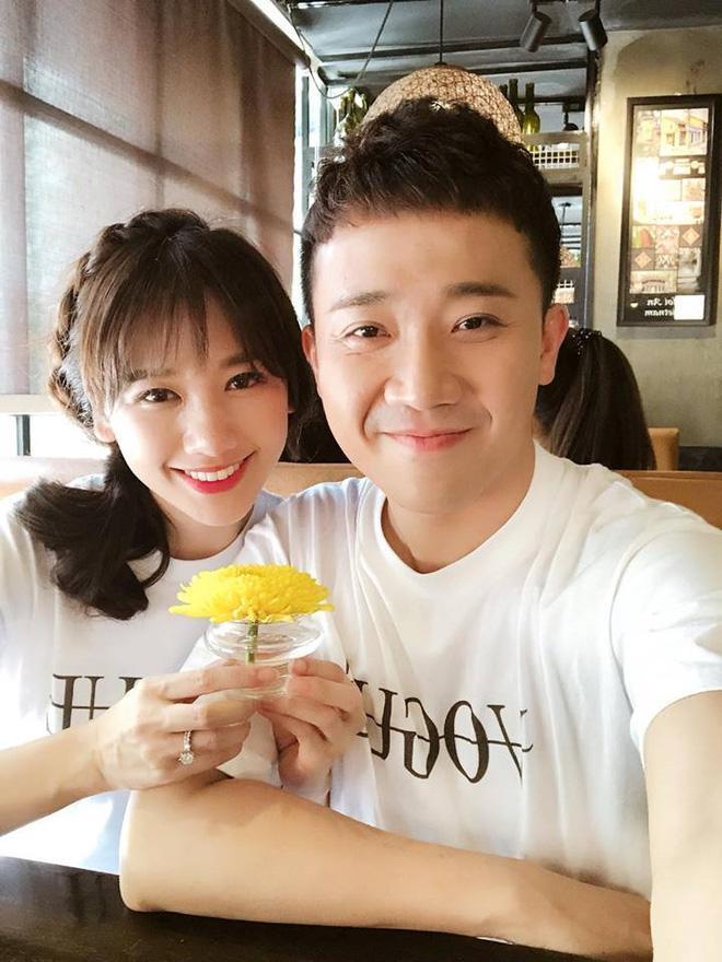 Hari Won, Trấn Thành và bài học để đời cho vợ chồng Trường Giang - Nhã Phương-3