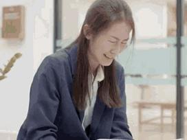 Phản ứng của Khả Ngân về cảnh khóc nức nở sau khi bị Linh Miu giật tóc trong 'Hậu duệ mặt trời'