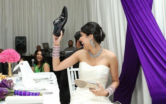 Cô dâu trẻ CƯỜI NHƯ NẮC NẺ nhớ lại màn tiễn nhà gái ra về bá đạo trong ngày cưới-3