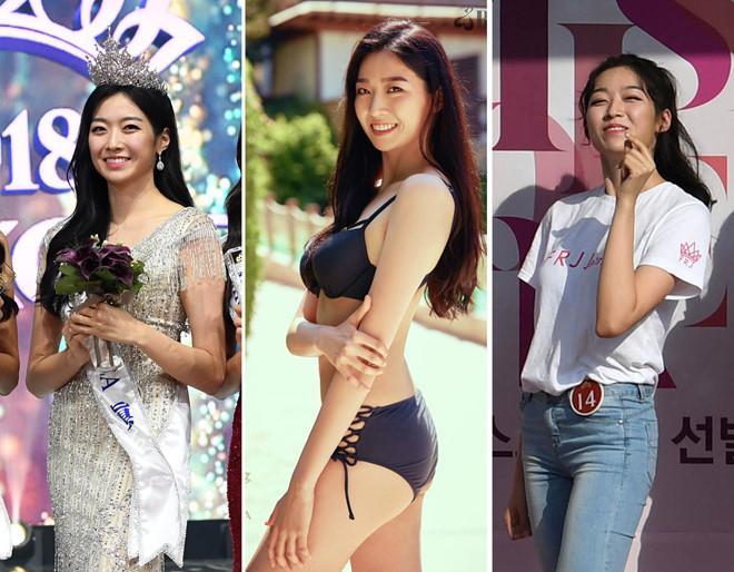 Tân Hoa hậu Hàn Quốc mặc xấu trên thảm đỏ gây tranh cãi-6