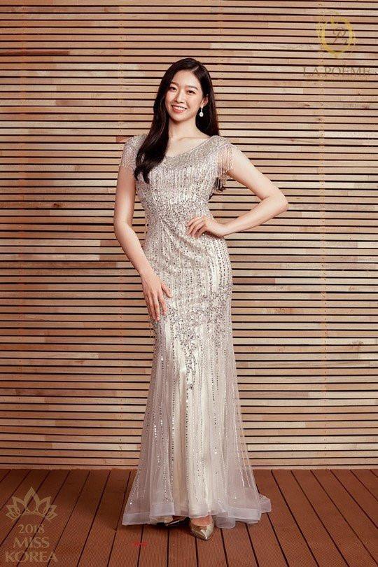 Tân Hoa hậu Hàn Quốc mặc xấu trên thảm đỏ gây tranh cãi-9