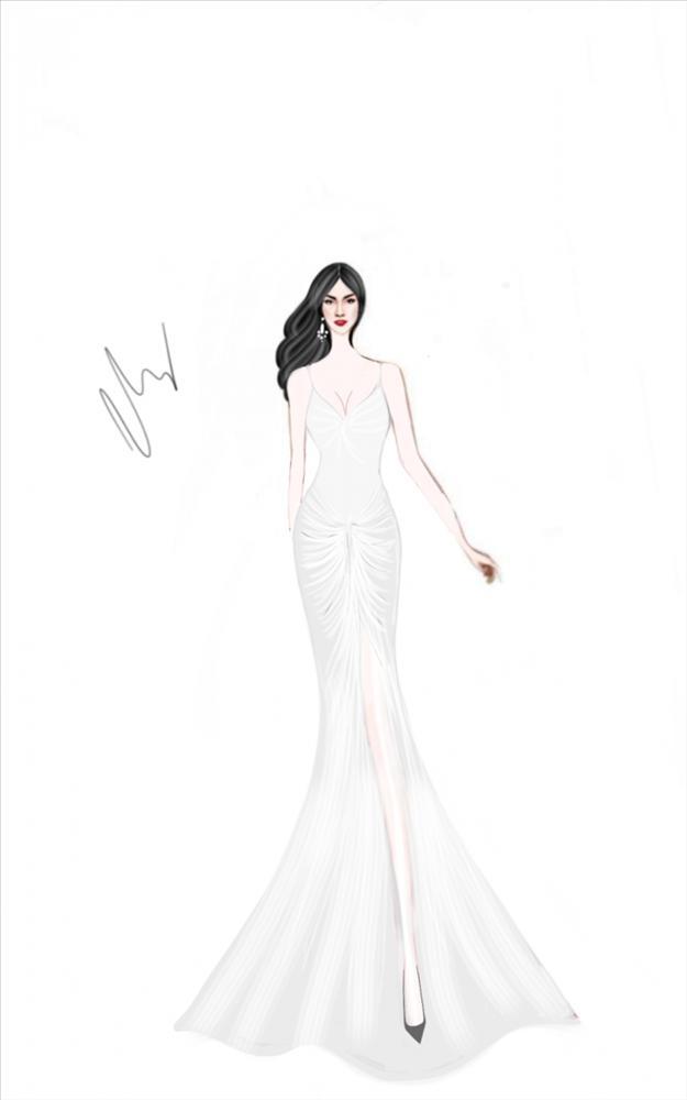 Không chỉ đầu tư váy cưới, Lan Khuê còn chi gần 100 triệu cho 3 đôi giầy cưới đẹp như cổ tích-5