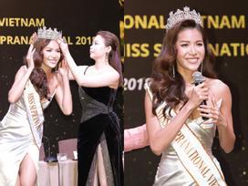Sau nhiều lần hụt hẫng, cuối cùng Minh Tú cũng trở thành đại diện Việt Nam chinh chiến Miss Supranational 2018