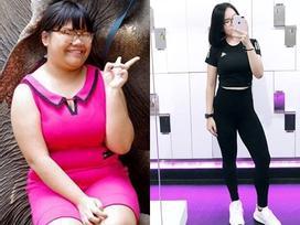 Nữ sinh 10X Sài Gòn 'lột xác' đáng kinh ngạc sau khi giảm hơn 30 kg