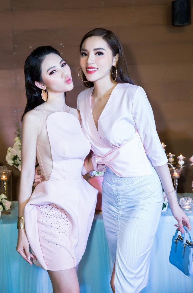 Jolie Nguyễn phát ngôn bất nhất về thông tin chị chị em em cũng tan đàn với Hoa hậu Kỳ Duyên-3