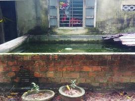 Bé gái hơn 4 tháng tuổi chết trong bể cá, nghi bị sát hại