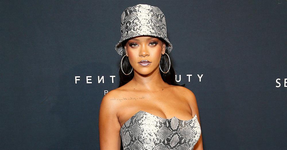 Cách phối đồ lạ mắt chỉ có ở Rihanna-2