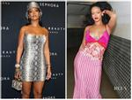 Cách phối đồ lạ mắt chỉ có ở Rihanna