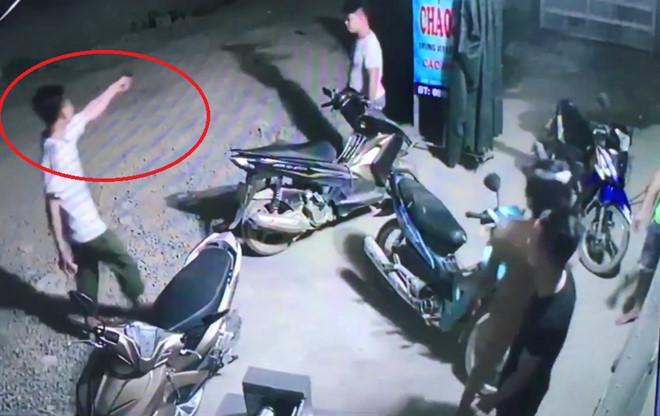 Trưởng công an xã nổ súng trong cuộc ẩu đả bị phạt hơn 3 triệu-1