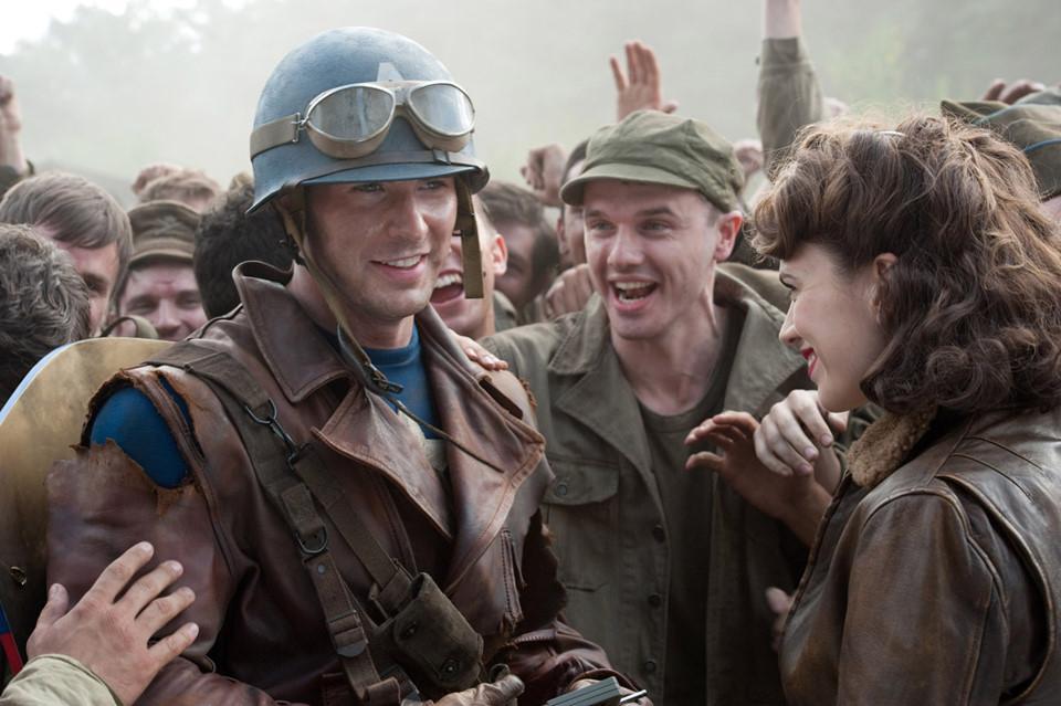 13 khoảnh khắc đáng nhớ nhất của Captain America Chris Evans ở MCU-2