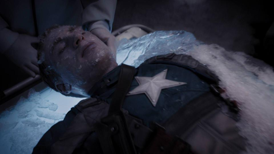 13 khoảnh khắc đáng nhớ nhất của Captain America Chris Evans ở MCU-3