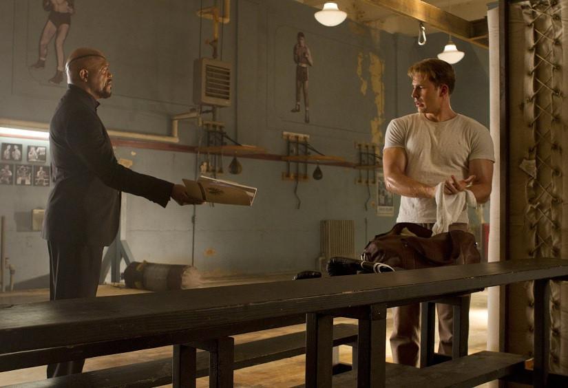 13 khoảnh khắc đáng nhớ nhất của Captain America Chris Evans ở MCU-5