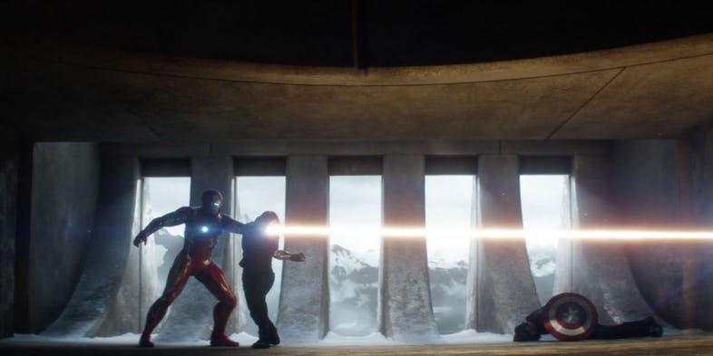 13 khoảnh khắc đáng nhớ nhất của Captain America Chris Evans ở MCU-11